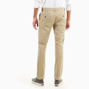 TIMBERLAND SARGENT LAKE STRETCH TWILL SLIM CHINO PANTS TB0A1NWV-R39-TREE HOUSE