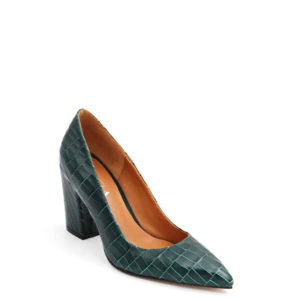 FAVELA CHILD HEELED PUMPS 0116000865-GREEN