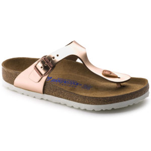 BIRKENSTOCK GIZEH BS 1005048-METALLIC COPPER