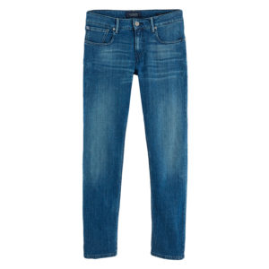SCOTCH AND SODA TYE – DAILY ICON MID RISE JEAN 156689-3766-DAILY ICON