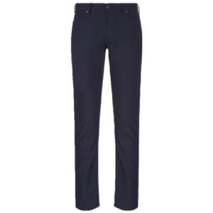 EMPORIO ARMANI WOVEN 5 POCKETS PANT 6H1J06 1NF5Z F924-BLUE DIAG.