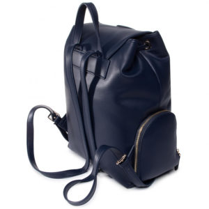 TRUSSARDI JEANS BACKPACK MD LISBONA 75B00963 9Y099999 U290-BLUE