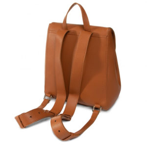 TRUSSARDI JEANS BACKPACK BOSTON 75B01001 9Y099998 B660-CAMEL