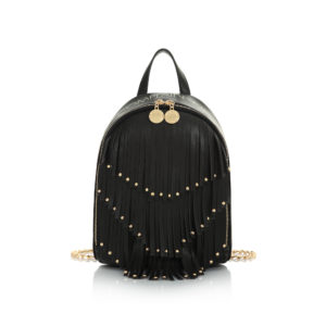 LE PANDORINE VICKY BACKPACK AI20DAC02592-01-BLACK