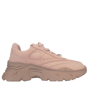 WINDSOR SMITH CRAZE LE LEATHER SNEAKERS 0112000547-PINK