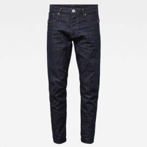 G-STAR RAW SCUTAR 3D SLIM TAPERED JEANS D17711-B767-1241-3D RAW DENIM