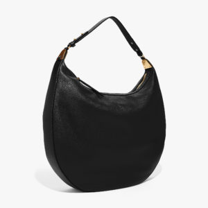 COCCINELLE ANAIS MAXI SHOULDER BAG E1GH0-130401-001-BLACK