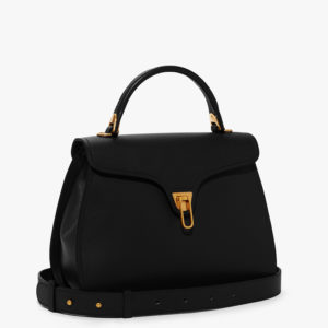 COCCINELLE MARVIN MEDIUM HAND/SHOULDER BAG E1GP0-180301-001-BLACK