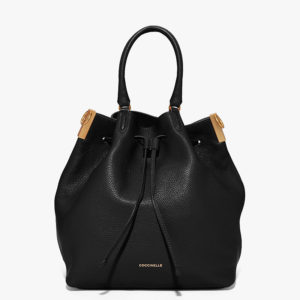 COCCINELLE GABRIELLE MEDIUM HAND BAG E1GQ0-180301-001-BLACK