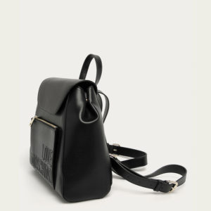 LOVE MOSCHINO BACKPACK JC4118PP1BLB1-00A-BLACK
