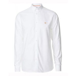 LES DEUX OLIVER OXFORD SHIRT LDM410043-2020-WHITE