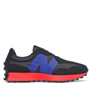 NEW BALANCE 327 LIFESTYLE SNEAKERS MS327CPB-BLACK