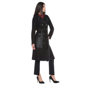 RELISH LILIANA COAT RDA2005574046-1199-BLACK