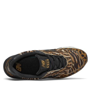 NEW BALANCE 574 LIFESTYLE SNEAKERS WL574CZB-TABAC/LEOPARD