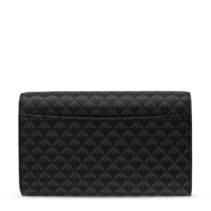 EMPORIO ARMANI ECO LEATHER WALLET Y3H186 YFH1E 81386-NERO