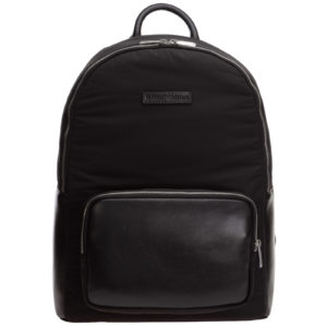 EMPORIO ARMANI WOVEN BACKPACK Y4O250 YOB3E 81073-BLACK