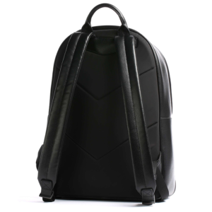 EMPORIO ARMANI LEATHER BACKPACK Y4O250 YTQ5J 81072-BLACK