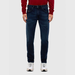 DIESEL THOMMER-X L.32 5 POCKETS TROUSERS 00SB6D-009JE-01-DARK BLUE