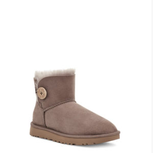 UGG MINI BALLEY BUTTON II BOOTS 1016422-CARIBOU