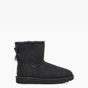 UGG MINI BALLEY BOW II BOOTS 1016501-BLACK