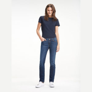 TOMMY HILFIGER ROME HERITAGE JEAN 1M87624289-420-ABSOLUTE BLUE WASH