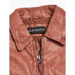 GABBA PHIRE PULL UP JACKET P4907-LT. BROWN