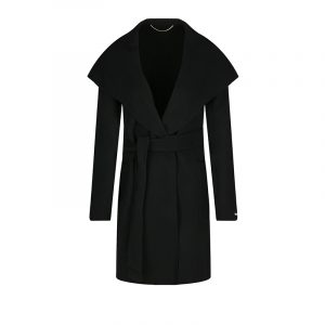 MARELLA FUMETTO COAT 30160908-005-BLACK