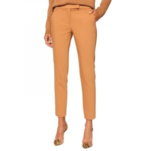 MARELLA BACI TROUSERS 31360908-006-BROWN
