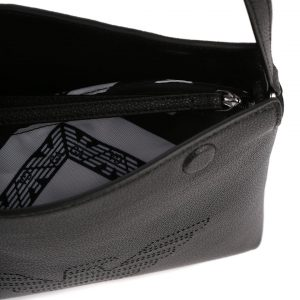 EMPORIO ARMANI SHOULDER BAG Y3E153 YVA8E-81386-NERO