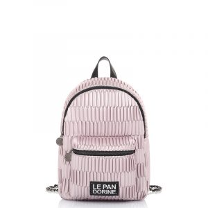 LE PANDORINE METROPOLITAN BACIO  BACKPACK AI20DAK2600-03-LIGHT PINK