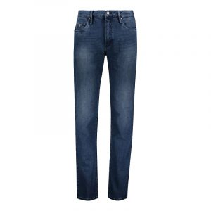 PAUL & SHARK WOVEN JEANS TROUSERS I20P4230-050-BLUE