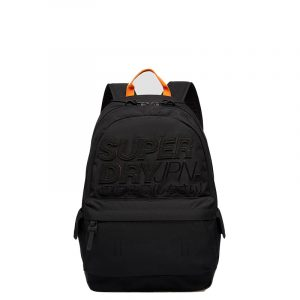 SUPERDRY MONTAUK MONTANA BACKPACK M9110117A-02A-BLACK