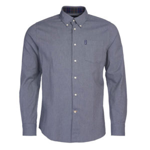 BARBOUR FERRYHILL SHIRT MSH4795-GY52-GREY MARL