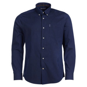 BARBOUR ROSEBERRY SHIRT MSH4798-NY91-NAVY