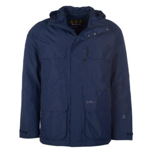 BARBOUR DEPTFORD WATERPROOF JACKET MWB0817-NY71-NAVY