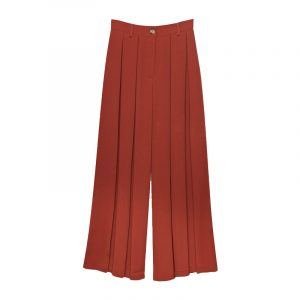 WILD PONY DAFNE TROUSERS OT20CHA29-BROWN
