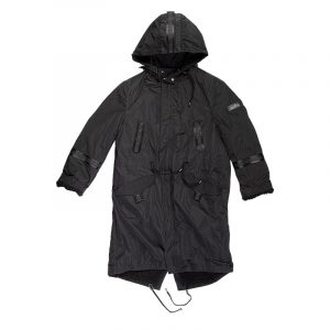 JOHN RICHMOND KAPUT PARKA RMA20200PK-BLACK
