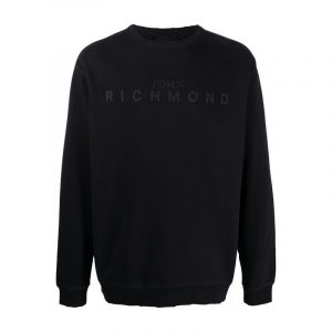 JOHN RICHMOND CETONA AP SWEATSHIRT RMA20341FE-BLACK