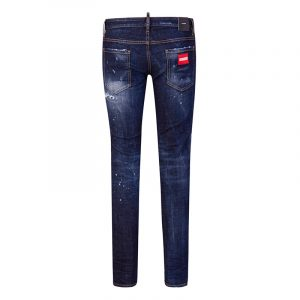 DSQUARED2 GALAXY DARK WASH JEANS S71LB0781 S30664-470-BLUE