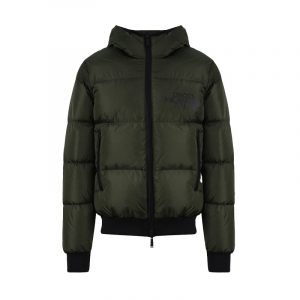 DSQUARED2 PADDED JACKET S74AM1085 S53140-693-MILITARY GREEN
