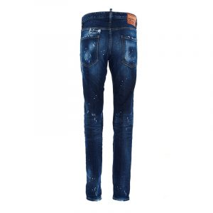 DSQUARED2 5 POCKET JEANS S74LB0763 S30342-470-BLUE