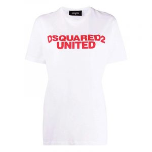 DSQUARED2 T-SHIRT S75GD0109 S23009-100-WHITE