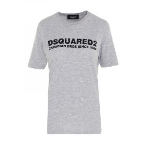 DSQUARED2 T-SHIRT S75GD0115 S22146-857M-GREY