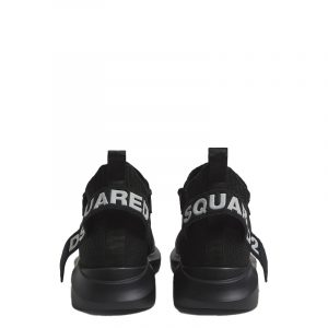 DSQUARED2 SPEEDSTER SNEAKERS SNM0121 59203147-M436-NERO