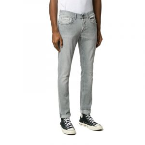 DONDUP DENIM GEORGE STRETCH JEANS UP232 DSE288U AP2-900-GREY