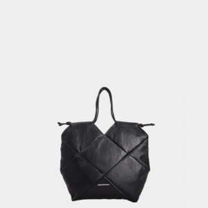 EMPORIO ARMANI SHOULDER BAG Y3B140 YI52E 80001-NERO