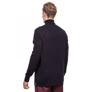 SCOTCH & SODA KNITWEAR 152355 0004 NAVY