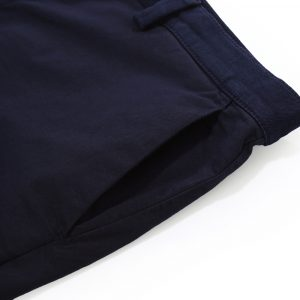 TRUSSARDI JEANS AVIATOR FIT DYED CHINOS 52P00000-1T000751-H001-U290-NAVY