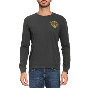 POLO RALPH LAUREN LONG SLEEVE T-SHIRT 710672671001-BLACK