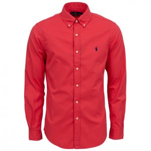 RALPH LAUREN M CLASSICS SLIM FIT 710787192005-RED